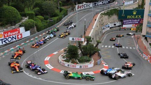 Formula 1 em Monaco