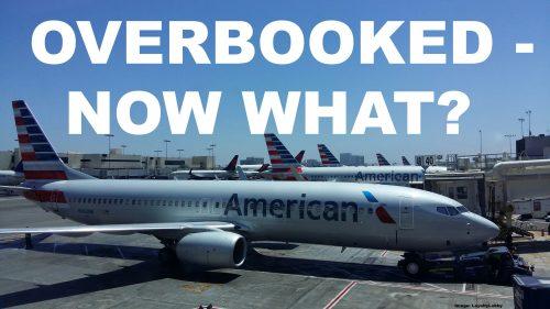 overbooking - um problema comum com companhia aérea