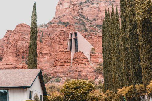 Capela em Sedona