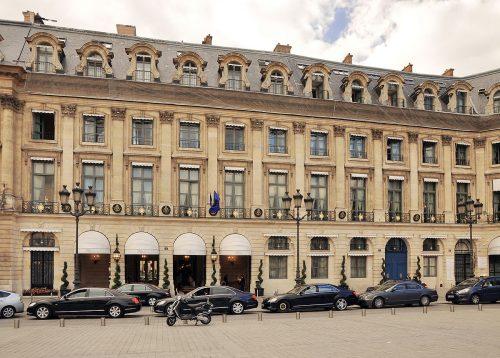 hotel Rita Carlton assalto em paris