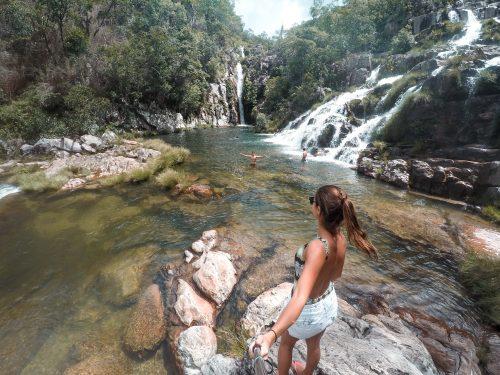 Cachoeira Capivara - chapada dos veadeiros