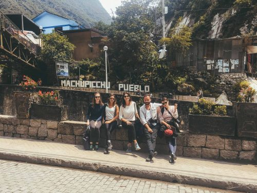 como chegar a Machu Picchu: Aguas calientes