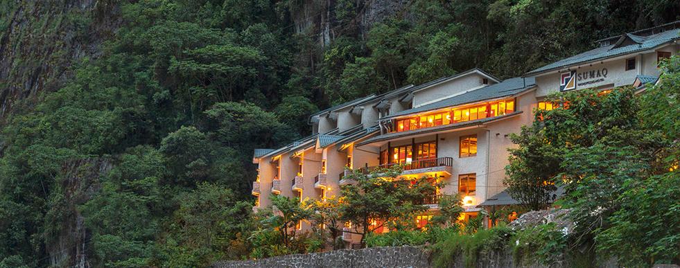 como chegar a Machu Picchu- Sumaq Hotel