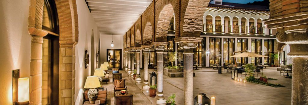 como chegar a Machu Picchu: Marriot hotel