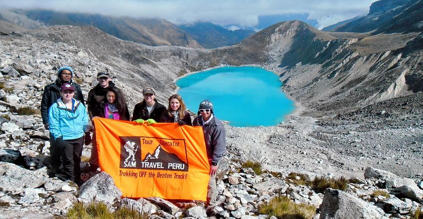 como chegar a Machu Picchu: salkantay