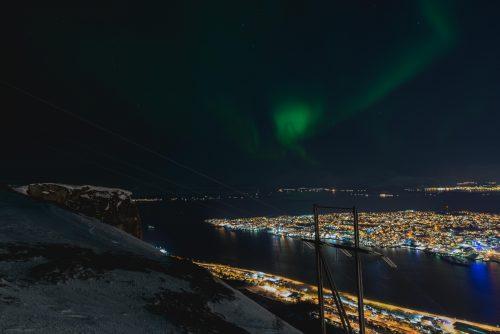 como fotografar a aurora boreal 2