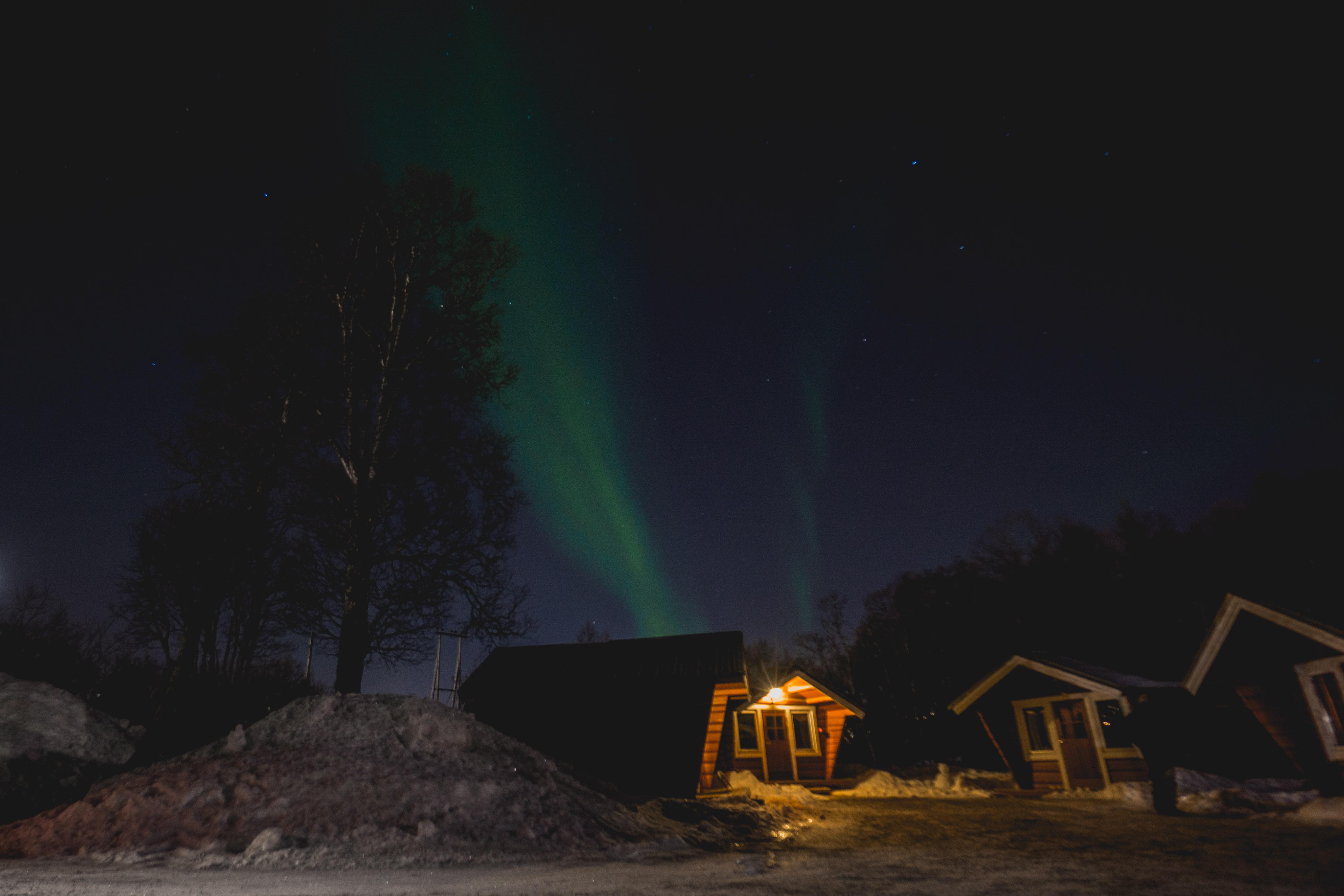 como fotografar a aurora boreal 1