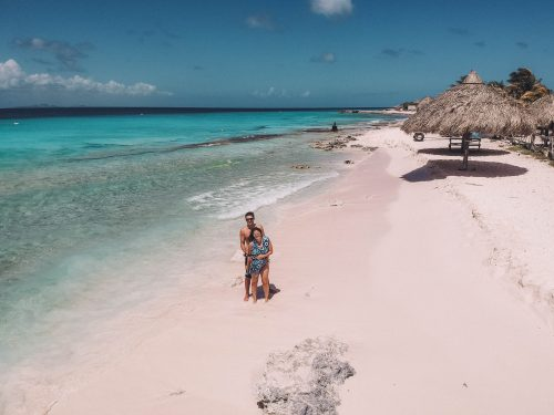 a ilha klein curaçao
