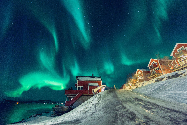 como fotografar a aurora boreal 3