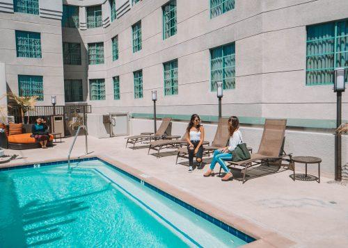 hotel para o roteiro de 10 dias no sul da California