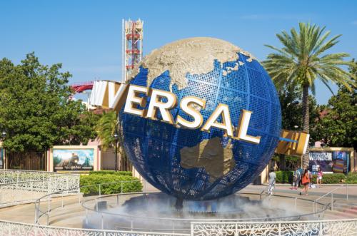 Universal em Orlando além da Disney