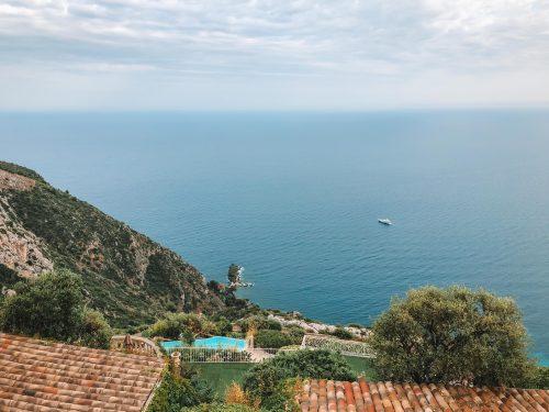 éze na Côte d'Azur