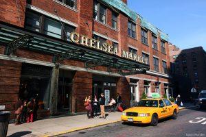 O que fazer em Nova York? Chelsea market