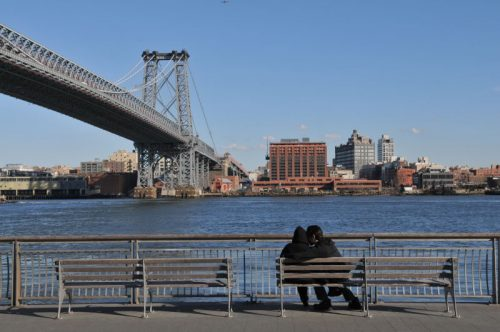 east river em Nova York
