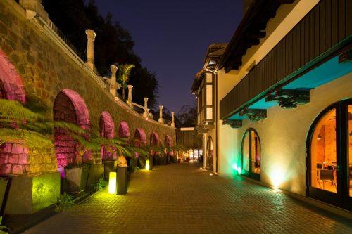 Onde Ficar Em Santiago - The Audrey Boutique Área externa do Hotel