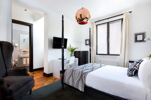 Onde Ficar Em Santiago - The Audrey Boutique Hotel - quarto