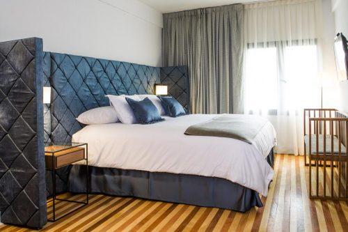 OndeFicarEmSantiago - Quarto para casal no Hotel Luciano K