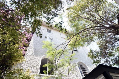 Onde Ficar Em Santiago - Meridiano Sur Petit Hotel Entrada do Hotel