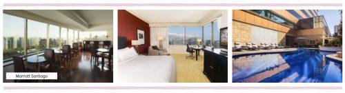 Onde Ficar Em Santiago- Marriott