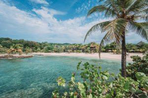 Lua de Mel na Jamaica: praia do Hotel GoldenEye