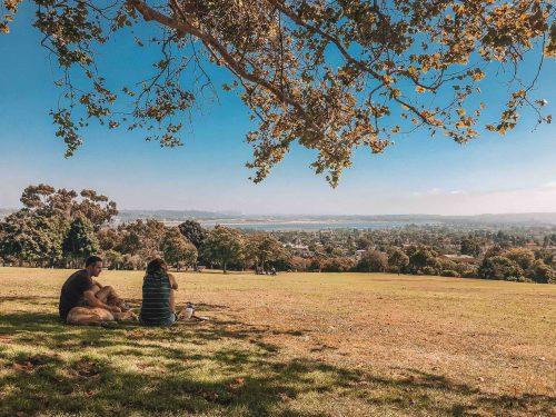 o que fazer em la jolla: passar o dia no kate sessions park
