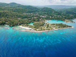 Jamaica vista de cima