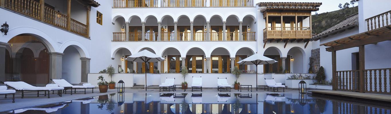onde ficar em Cusco? uma das dicas: palácio nazarenas