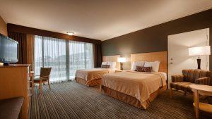 Onde ficar em La Jolla: Hotel In By The Sea (foto do quarto)
