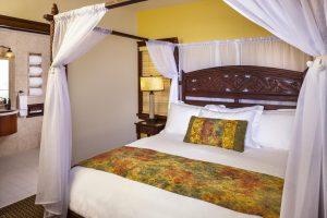 Onde ficar em La Jolla: Pantai Inn (foto do quarto)