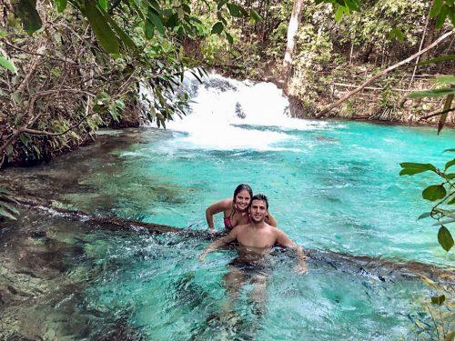 Cachoeira da Formiga no Jalapão