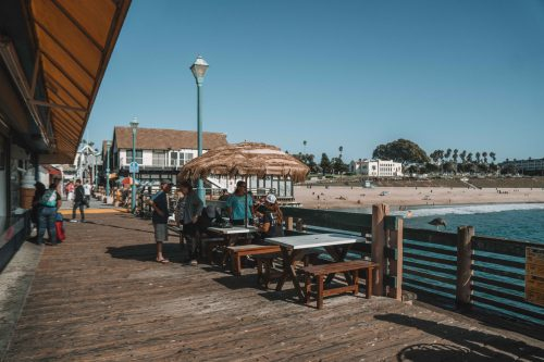 pier de Redondo Beach, Califórnia
