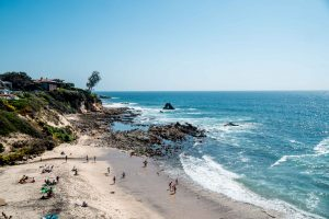 Newport Beach no sul da Califórnia