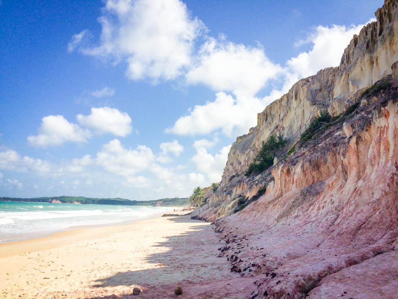 Melhores Praias Do Brasil Praia De Pipa