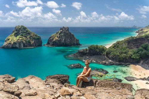 Melhores Praias Do Brasil. Baia do sancho: uma das praias mais lindas do brasil