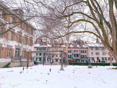 cidade de St Gallen