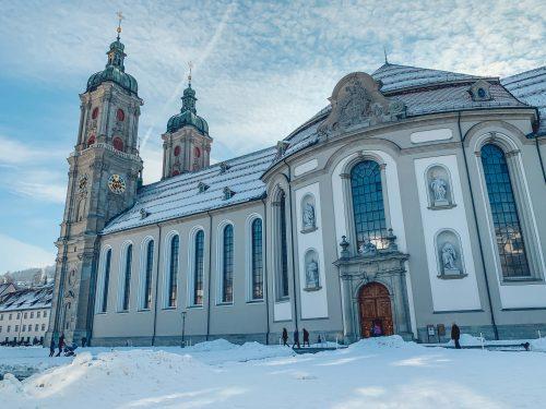 catedral em st gallen