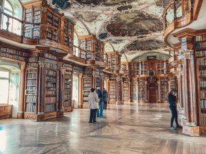 biblioteca em st gallen