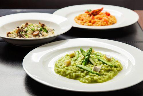 pratos do restaurante la varenne em Curitiba