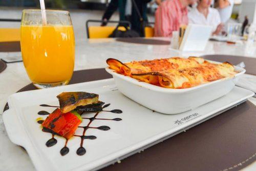 Onde Ir em Curitiba: Almoço no MON