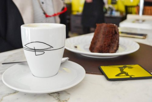 Onde Ir em Curitiba: Café no MON