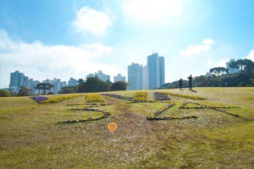 Onde Ficar em Curitiba - Vista da cidade de Curitiba do Jardim Botânico.