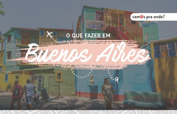 Onde ir em Buenos Aires