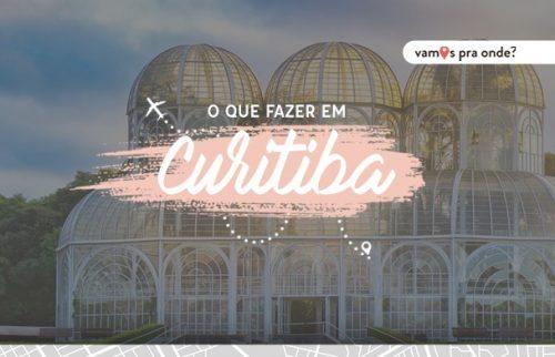 Onde ir em Curitiba