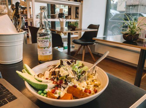onde comer em lucerna: wild bowls