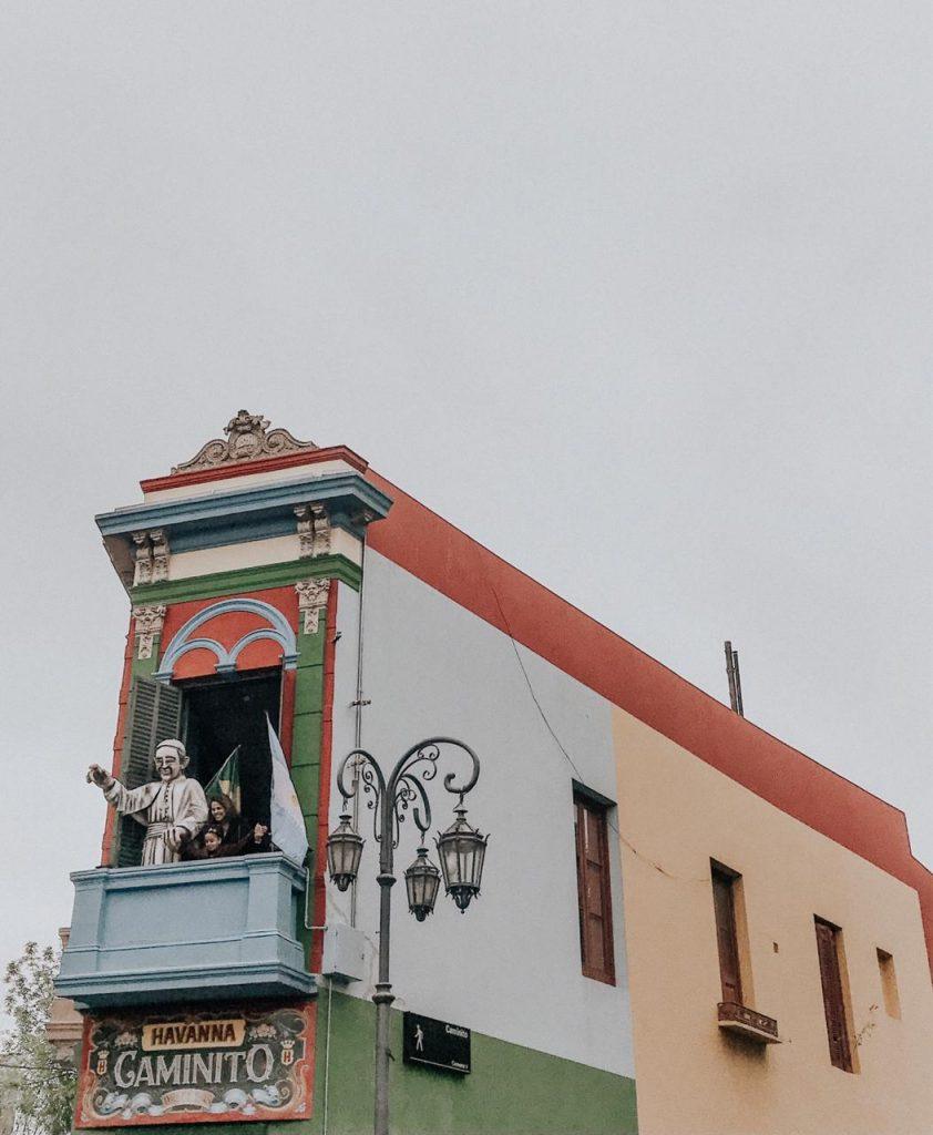 Onde ir em Buenos Aires - El Caminito