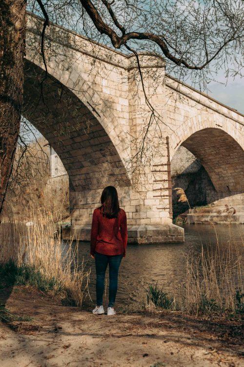 ponte em fribourg