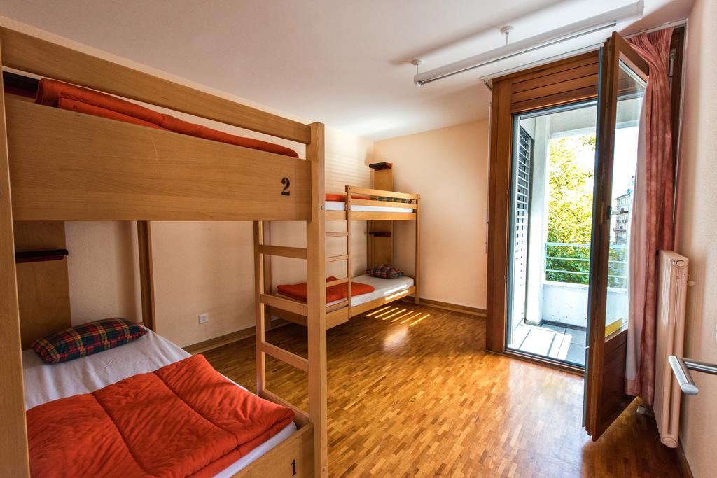 Onde ficar em Genebra - geneva hostel