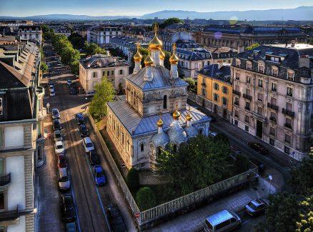 Onde ficar em Genebra