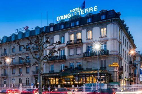 onde ficar em genebra: hotel dangleterre