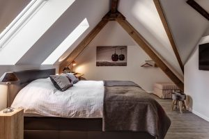 onde ficar em genebra: bed and breakfast quarto